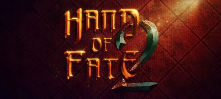 jaquette PC Hand Of Fate 2