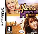 jaquette Nintendo DS Hannah Montana Le Film