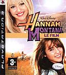 jaquette PlayStation 3 Hannah Montana Le Film