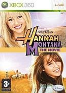 jaquette Xbox 360 Hannah Montana Le Film
