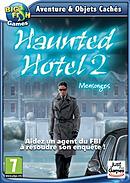 jaquette PC Haunted Hotel 2 Mensonges