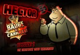 jaquette iOS Hector Badge Of Carnage Episode 1 We Negotiate With Terrorists