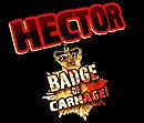jaquette Mac Hector Badge Of Carnage Episode 3 Beyond Reasonable Doom