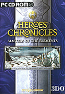 jaquette PC Heroes Chronicles Master Of The Elements