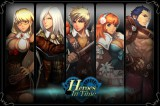 jaquette iOS Heroes In Time