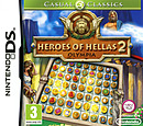 jaquette Nintendo DS Heroes Of Hellas 2 Olympia