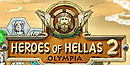 jaquette PC Heroes Of Hellas 2 Olympia