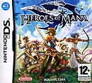 jaquette Nintendo DS Heroes Of Mana