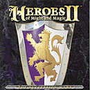 jaquette PC Heroes Of Might And Magic II The Succession Wars