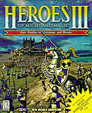 jaquette Mac Heroes Of Might And Magic III