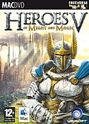 jaquette Mac Heroes Of Might And Magic V