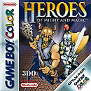 jaquette Gameboy Heroes Of Might And Magic