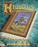 jaquette Mac Heroes Of Might And Magic