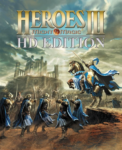 jaquette PC Heroes Of Might Magic III HD Edition