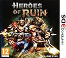 jaquette Nintendo 3DS Heroes Of Ruin