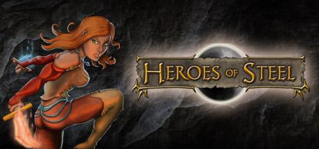 jaquette PC Heroes Of Steel