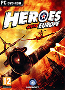 jaquette PC Heroes Over Europe