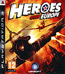 jaquette PlayStation 3 Heroes Over Europe
