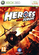 jaquette Xbox 360 Heroes Over Europe