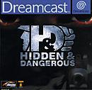 jaquette Dreamcast Hidden Dangerous