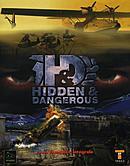 jaquette PC Hidden Dangerous
