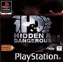 jaquette PlayStation 1 Hidden Dangerous