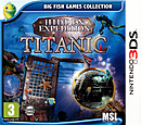 jaquette Nintendo 3DS Hidden Expedition Titanic