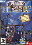 jaquette PC Hidden Expedition Titanic