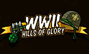 jaquette iPad Hills Of Glory WWII