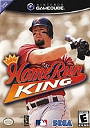 jaquette Gamecube Home Run King