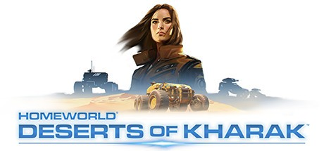jaquette PC Homeworld Deserts Of Kharak