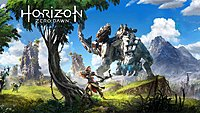 Horizon Zero Dawn wallpaper 5