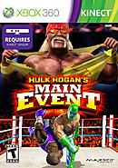 jaquette Xbox 360 Hulk Hogan s Main Event