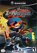 jaquette Gamecube I Ninja