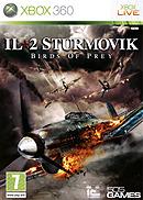 jaquette Xbox 360 IL 2 Sturmovik Birds Of Prey