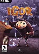 jaquette PC Igor Le Jeu