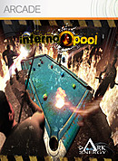 jaquette Xbox 360 Inferno Pool