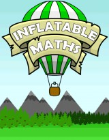 jaquette PS Vita Inflatable Maths