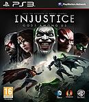 jaquette PlayStation 3 Injustice Les Dieux Sont Parmi Nous