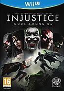 jaquette Wii U Injustice Les Dieux Sont Parmi Nous