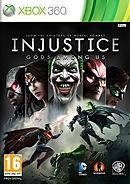 jaquette Xbox 360 Injustice Les Dieux Sont Parmi Nous