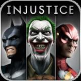 jaquette iOS Injustice Les Dieux Sont Parmi Nous