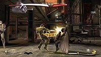 Injustice Gods Among Us BatMan 17