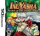jaquette Nintendo DS InuYasha Secret Of The Divine Jewel