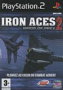 jaquette PlayStation 2 Iron Aces 2 Birds Of Prey