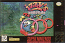 jaquette Super Nintendo Izzy s Quest For The Olympic Rings