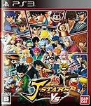 jaquette PlayStation 3 J Stars Victory VS