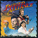 jaquette PC Jagged Alliance