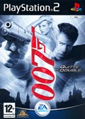 jaquette Gamecube James Bond 007 Quitte Ou Double