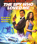 James Bond 007 : The Spy Who Loved Me